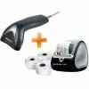 Sommeraktion: Barcodescanner + Etikettendrucker